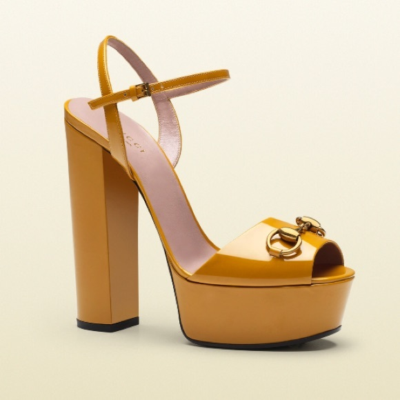 059ccb841f3 Gucci Shoes - Gucci Claudie Platform Sandal   NO OFFERS